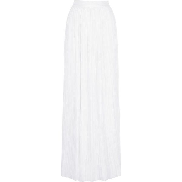 Best 25  White maxi skirts ideas only on Pinterest | Spring summer ...