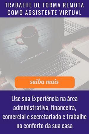 Ótima ideia de negócio para você driblar a crise e trabalhar em casa. Novidade no Brasil com grande potencial de crescimento.