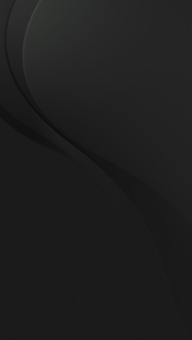 Solid Black iPhone Wallpaper - wallpaper.