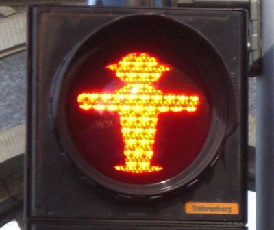stop signal from east berlin