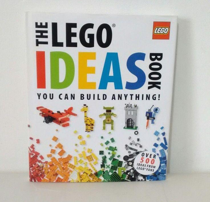 The Lego Ideas Hardback Book. | eBay