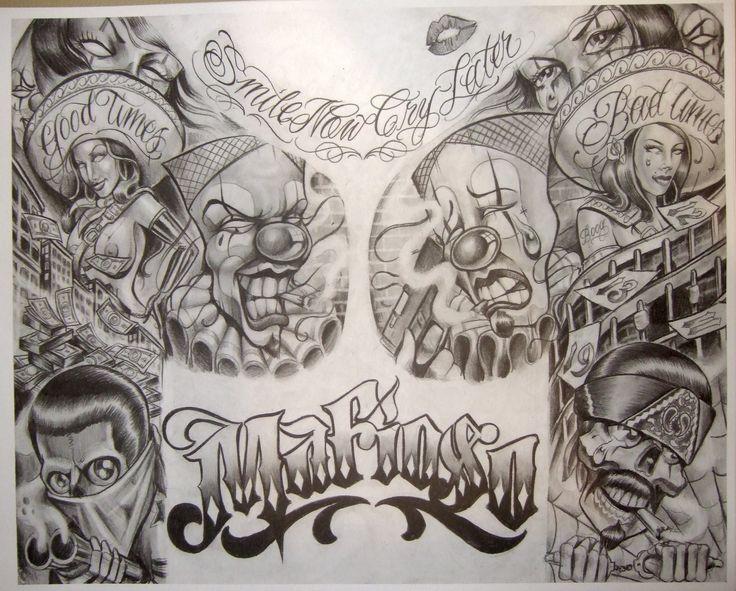 TattoosKid Tattoo Flash By Boog 191 Tattoo