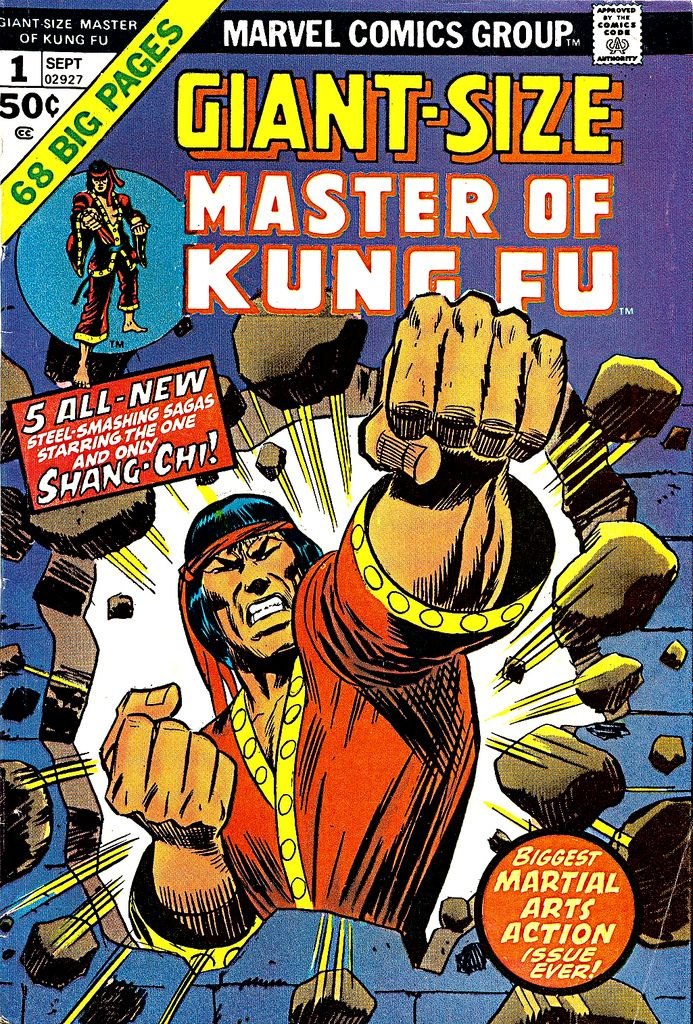 Giant Size Master of Kung Fu 1