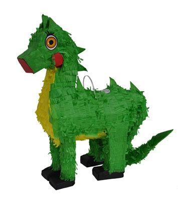 Feestartikelen diversen, Dinosaurus pinata 48 cm bij Feestwinkel Fun en Feest Belgi�. Online Dinosaurus pinata 48 cm bestellen. Verzending Belgi� � 9,95.