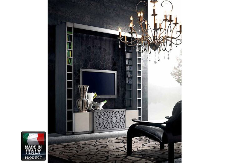 Salon Vintage Gothika II - Living Room Vintage Gothika II
