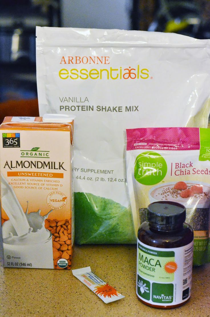 Arbonne Cleanse Food List