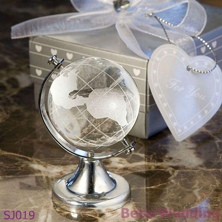 Aliexpress.com : Buy SJ019_Choice Crystal Globe Favor Wedding Decoration, Wedding Gift, Wedding Souvenir from Reliable Crystal Globe suppliers on Shanghai Beter Gifts Co., Ltd. $22.00