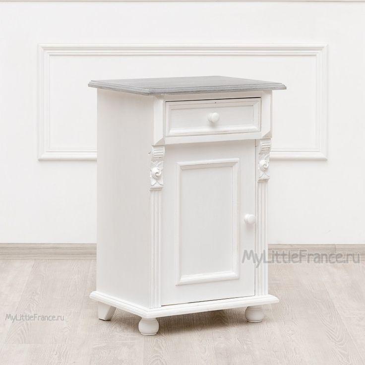 Тумбочка Rose - Тумбочки, туалетные столики - Спальня - Мебель по комнатам My Little France