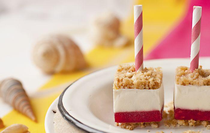 berry cheesecake ice pop