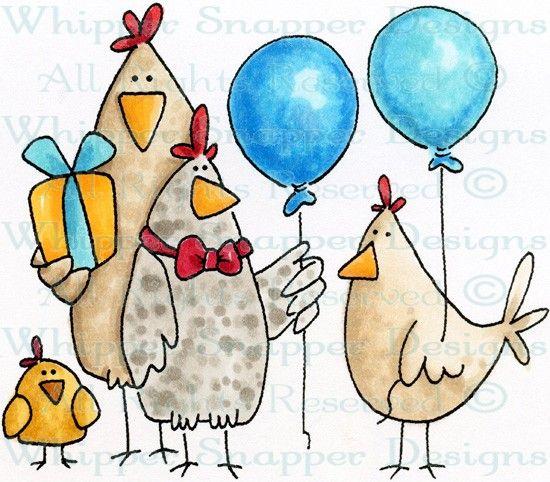 Картинки открытку, открытки с днем рождения курочка