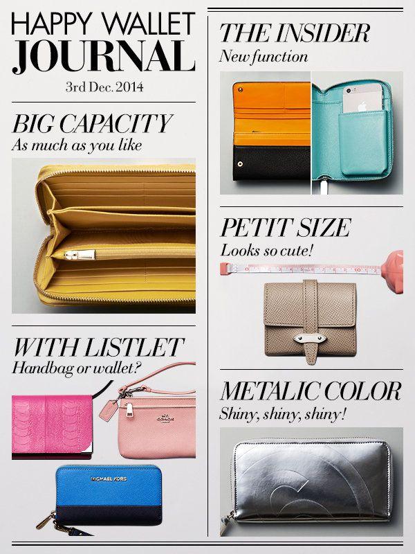 Happy Wallet Journal 2014