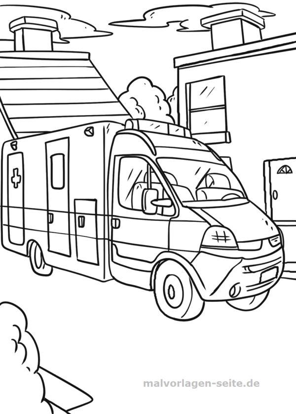 002 Ausmalbild Lego Polizei Hubschrauber Ausmalbilder: Die Besten 25+ Krankenwagen Ideen Auf Pinterest