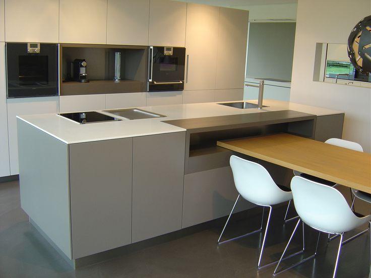 Speciale keuken ontwerpen.  Italiaanse design keukens Comprex Project ...