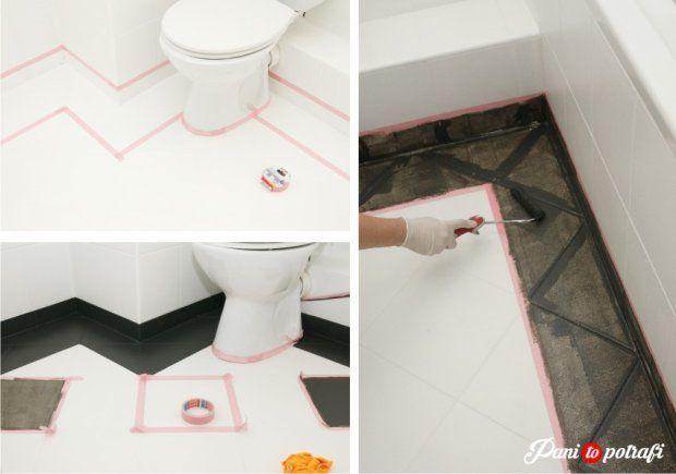 Zdjęcie numer 19 w galerii - Metamorfoza łazienki w bloku w weekend