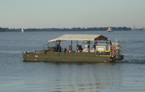 Dukw For Sale >> 1945 GMC DUKW Military Amphibious Vehicle Power Boat For Sale - www.yachtworld.com | MOBY DUKW ...