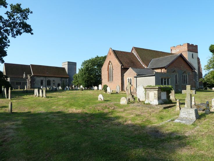 St. Martin and St. Mary Churches, Trimley