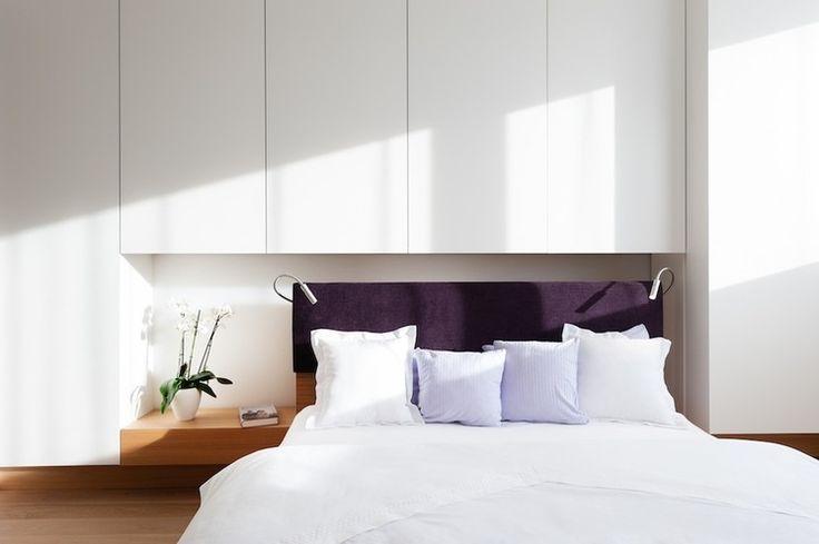 bauhaus-look schlafzimmer by innenarchitektur-rathke   interior, Innenarchitektur ideen
