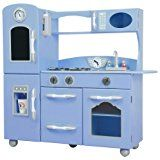 Teamson Kids Wooden Play Kitchen