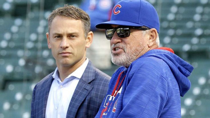 I think that when you have a guy that is driven like that, who thinks that improving is fun and tinkering is fun, I think he's going to have some monster years -- and I think after those monster years, he's going to go back and try to get better. That's why he's a superstar.  ~Jed Hoyer about Kris Bryant