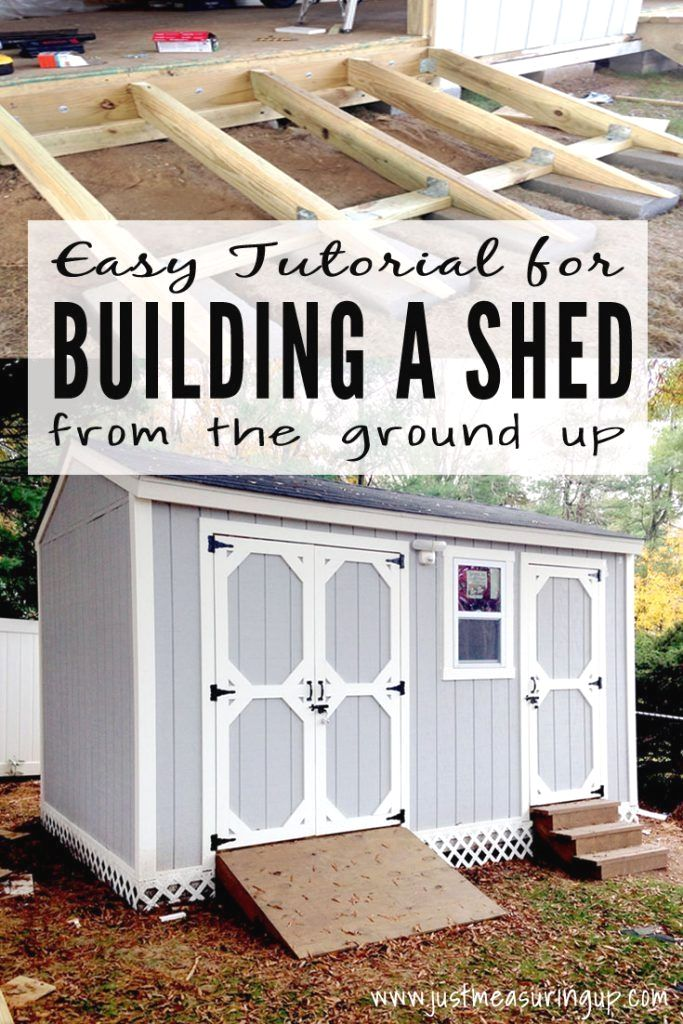 New Shed Plans - Check Out THE PICTURE for Many Shed Ideas 25468253