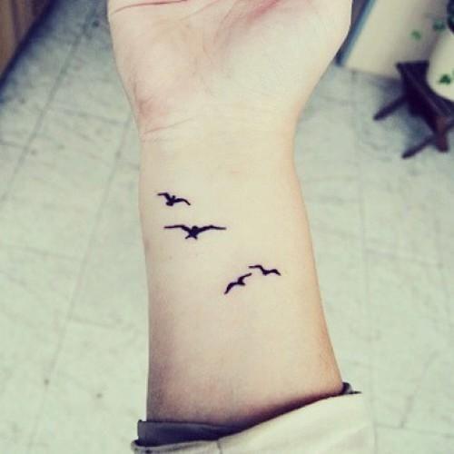Malutkie tatuaże które wyglądają cudnie. Po prostu musisz je zobaczyć!