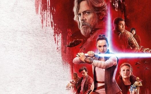Star Wars The Last Jedi 2017 4K 8K