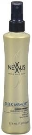 Nexxus Sleek Memory Straightening Smoothing Spray -- 7.5 oz.