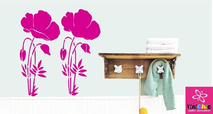 Los tulipanes empiezan a florecer. Dos tulipanes que aportarán un pequeño detalle muy natural a tu hogar.