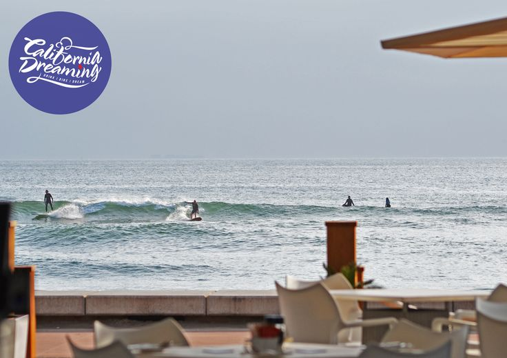 Awesome view from our 17 metre bar!  Tel: 031 332 0037   Email: info@californiadreaming.co.za  #californiadreamingDBN