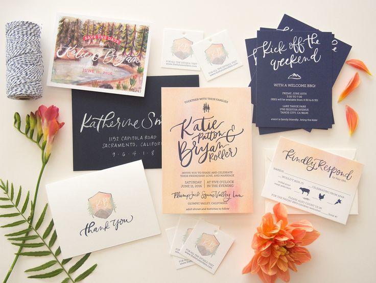 1237 best Wedding Invitation Inspiration images on Pinterest ...