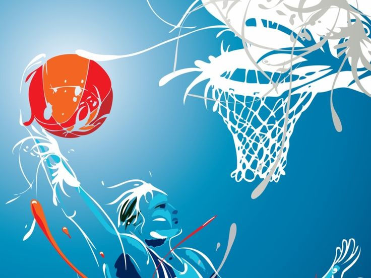 Art Basket Facebook : Basket ball art wallpaper sport
