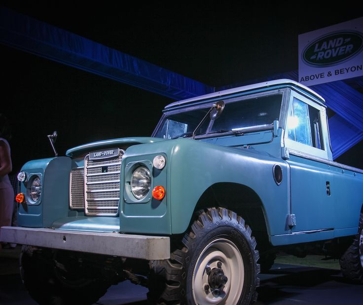 "Bob Marley – #Landrover 109"" #Series III Pick Up"
