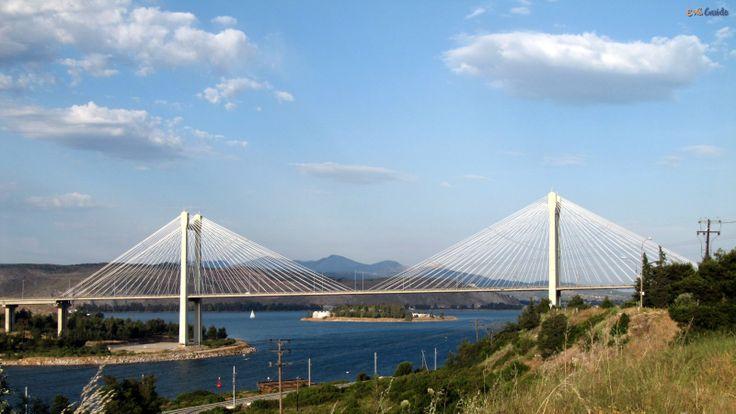 The new high bridge #chalkis