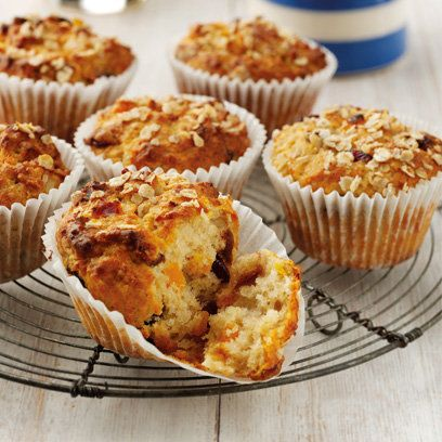 The Lake District Quark Breakfast Muffins