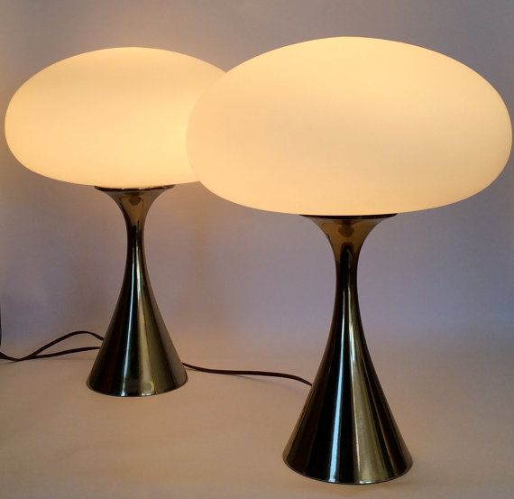 Pair+of+MidCentury+Table+Lamps+by+Laurel+by+