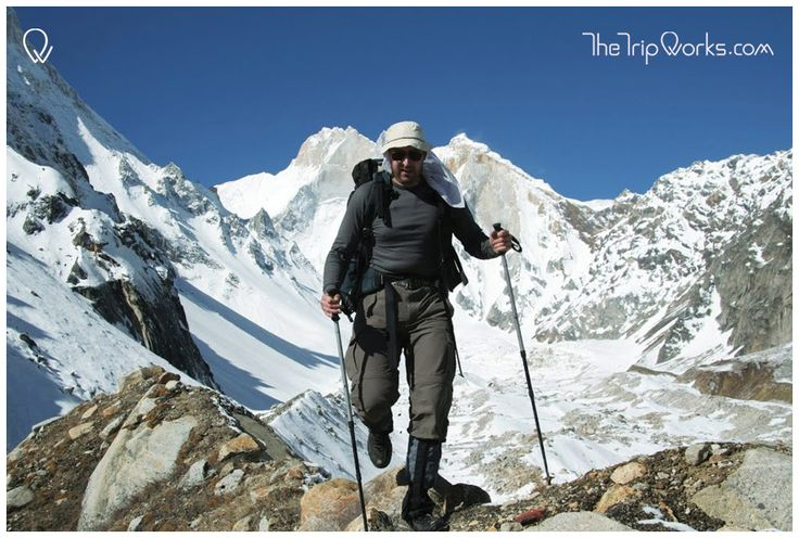 If spring is the season for the nature lovers, winters can be called as the season for the adventure junkies; especially the trekkers in India. We bet #Himalayas is more beautiful than heaven in winter