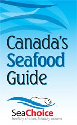 A great quick reference for making the best ecological choices on seafood.