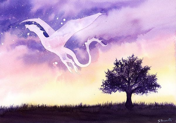 Dreams about Dragons by LucieOn on DeviantArt