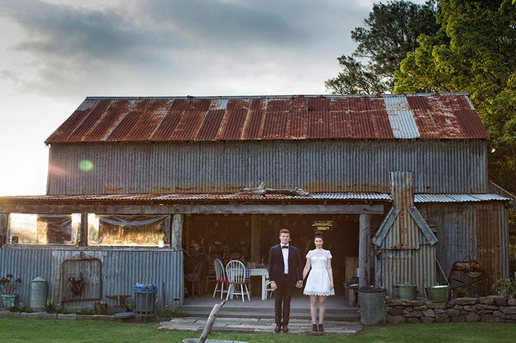 Rustic Wedding. South Coast wedding Australia.