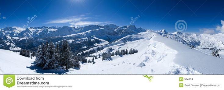 Panorama De Neige - Télécharger parmi plus de 49 Millions des photos, d'images, des vecteurs et . Inscrivez-vous GRATUITEMENT aujourd'hui. Image: 574204