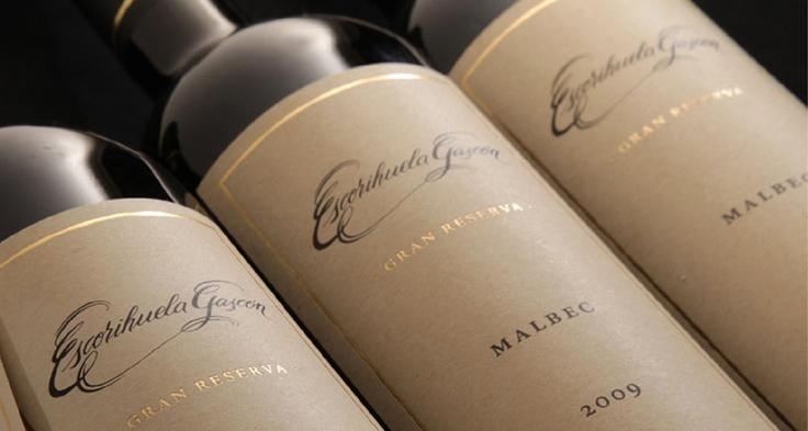 Con la compra de 1 botella de Escorihuela Gascón Grand Reserva Malbec te obsequiamos 1 EG Malbec 375 ml