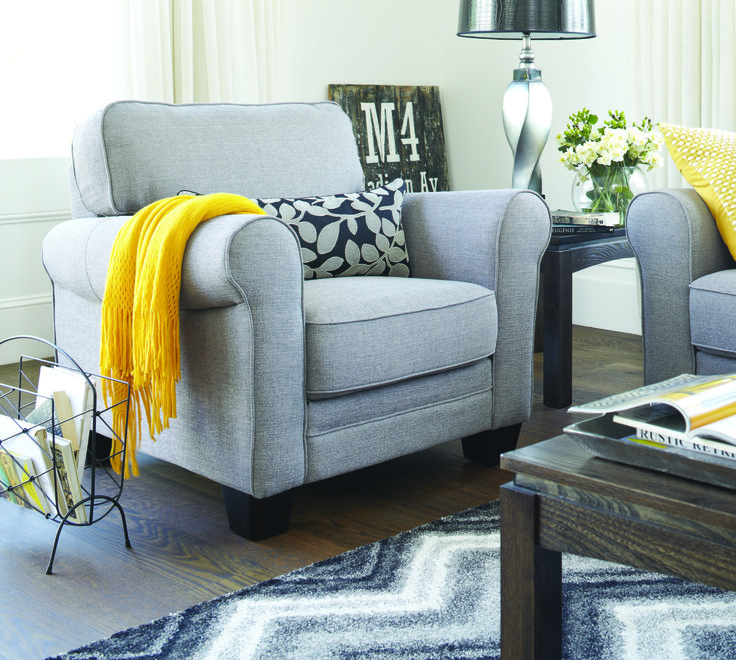 The Orlando arm chair is the perfect addition for your home.