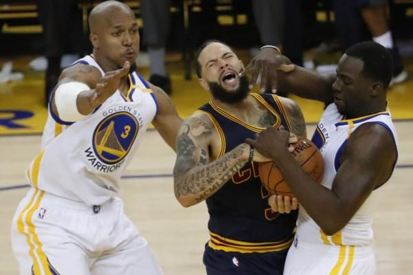 June 13 (UPI) — Actor Samuel L. Jackson won Twitter on Monday with some trash talk aimed at Deron Williams during the NBA Finals. The four-time Golden Globe award nominee and 1994 Academy Award nominee was live-tweeting the 129-120 Golden State Warriors win against the Cleveland... - #Blasted, #Cavaliers, #Cleveland, #Deron, #Jackson, #Samuel, #TopStories