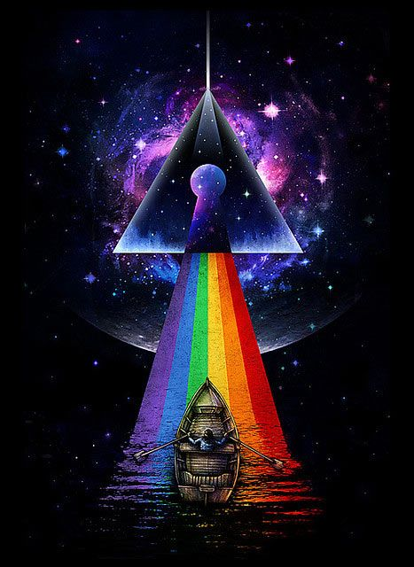 Pink Floyd I can't explain you would not understand  This is not how I am.  I have become comfortably DUMB ♪♫♪
