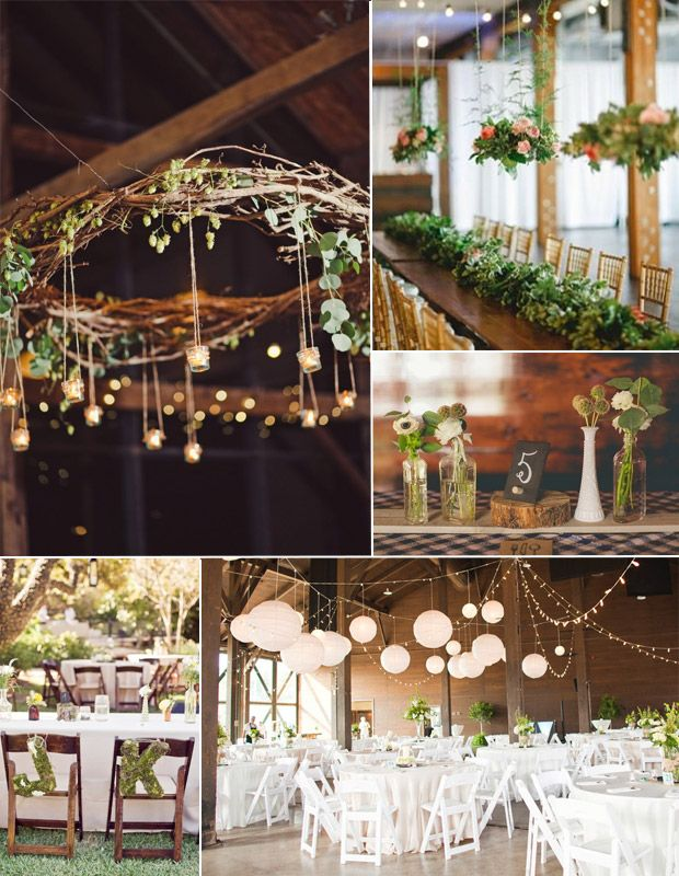 rustic wedding decoration and favors for spring wedding 2015. 17 Best ideas about Spring Wedding Decorations on Pinterest