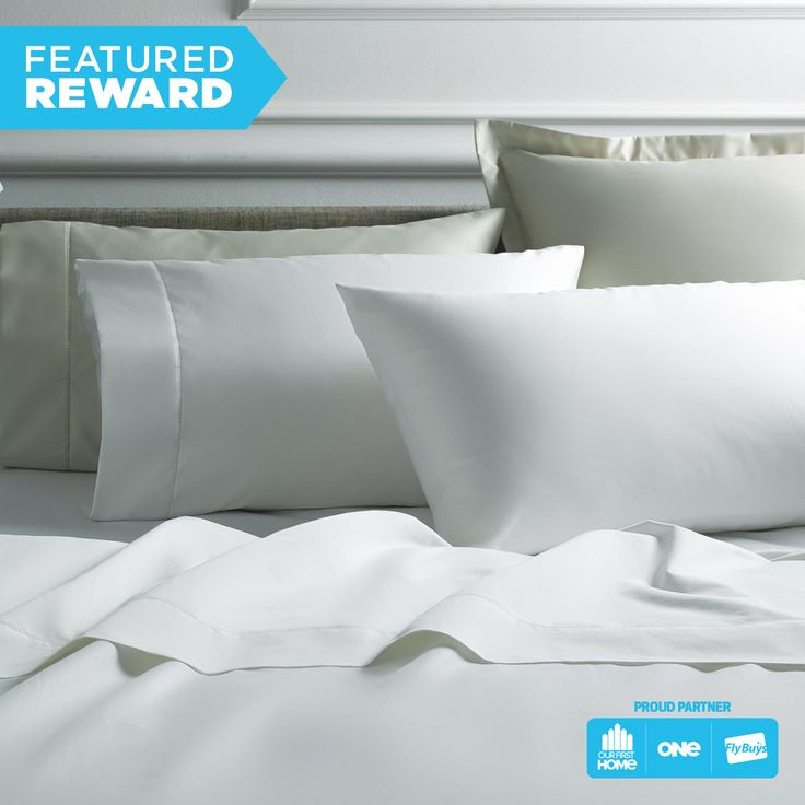 Sheridan Cotton Sateen Luxury Sheet Set - 1000 Thread Count - King #flybuysnz #sheridan #1600points #OFHNZ