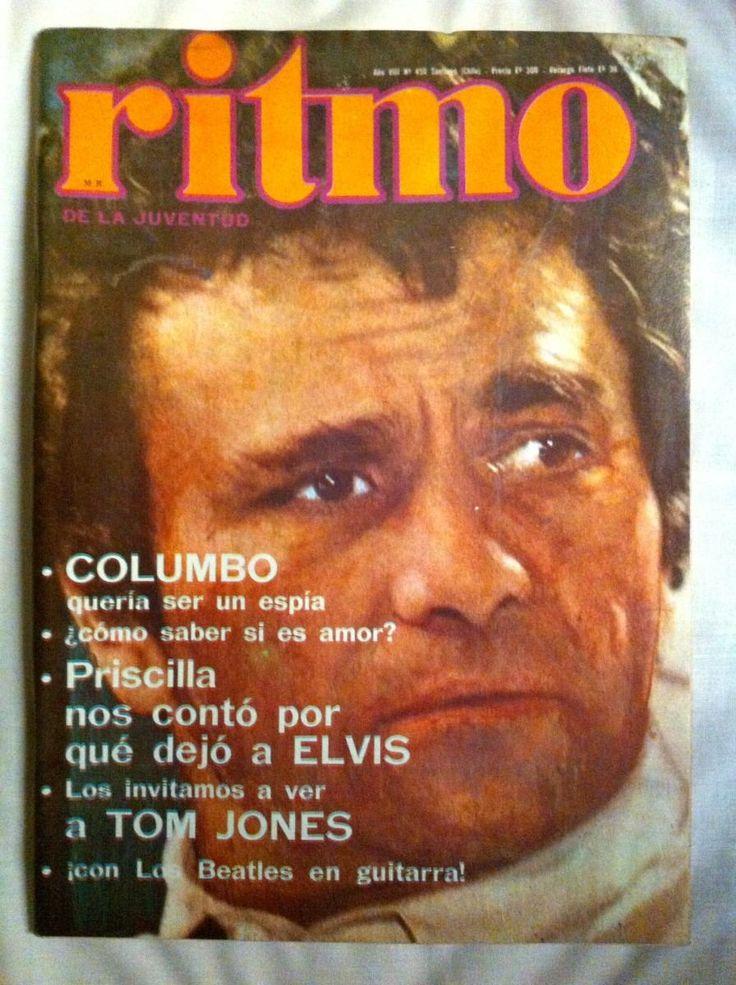 revista ritmo columbo nº 450, año 1974