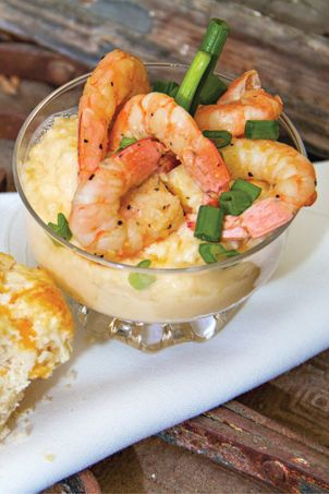 Shrimp and Cheese Grits. #brunch #seafood #recipes