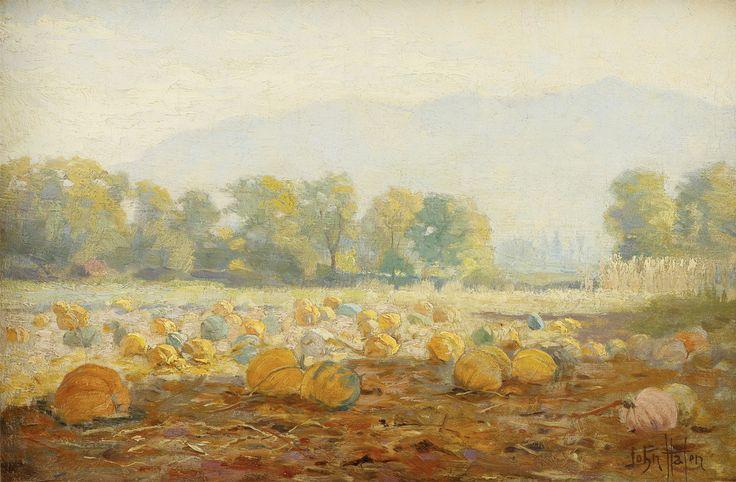 John Hafen  Indian Summer (1900)