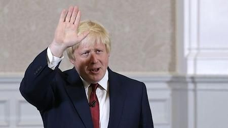 Rošáda vbritské vládě: diplomacii bude šéfovat bojovník proti EUJohnson